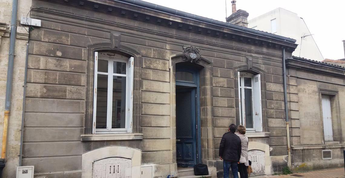 Entreprise de renovation echoppe Bordeaux Ocordo Travaux