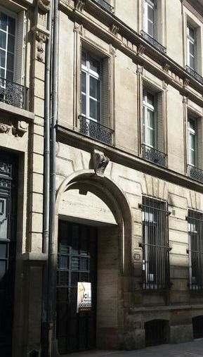 Travaux de rénovation dans l'appartement de Bordeaux