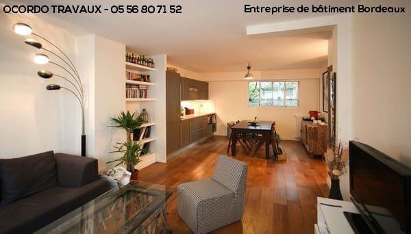 Entreprise générale de bâtiment à Bordeaux