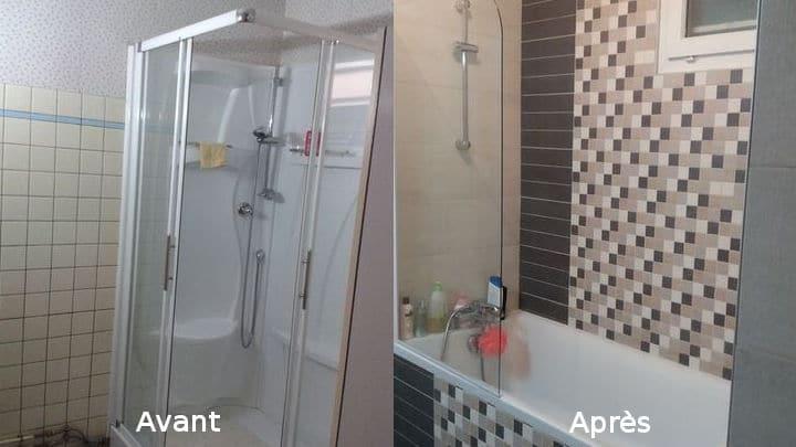 renovation de salle de bains a bordeaux