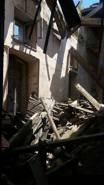 Maison a renover a saint gervais pres e bordeaux