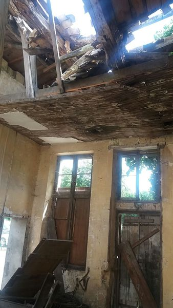 Renovation d'une ancienne batisse bordeaux