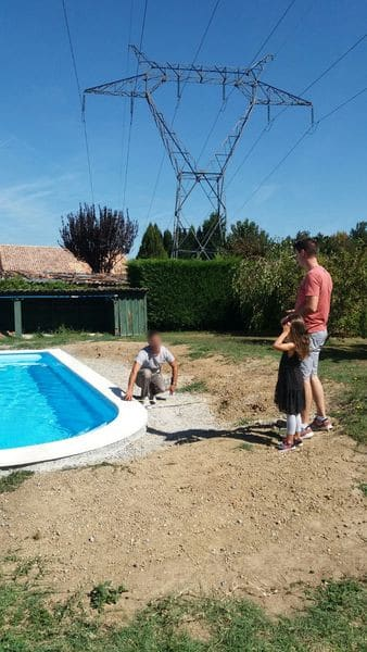 Travaux de maçonnerie, terrasse, piscine