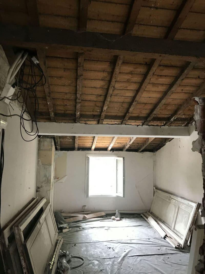 r novation de maison compl te sur bordeaux ocordo bordeaux. Black Bedroom Furniture Sets. Home Design Ideas