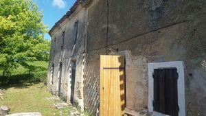 Rénovation globale de ferme à Parsac