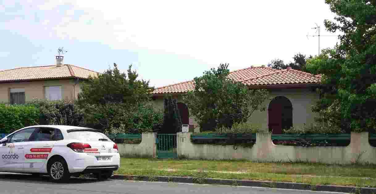 Mérignac, extension d'une maison