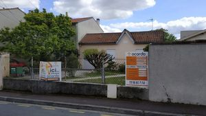 Extension et rénovation d'une maison à Mérignac