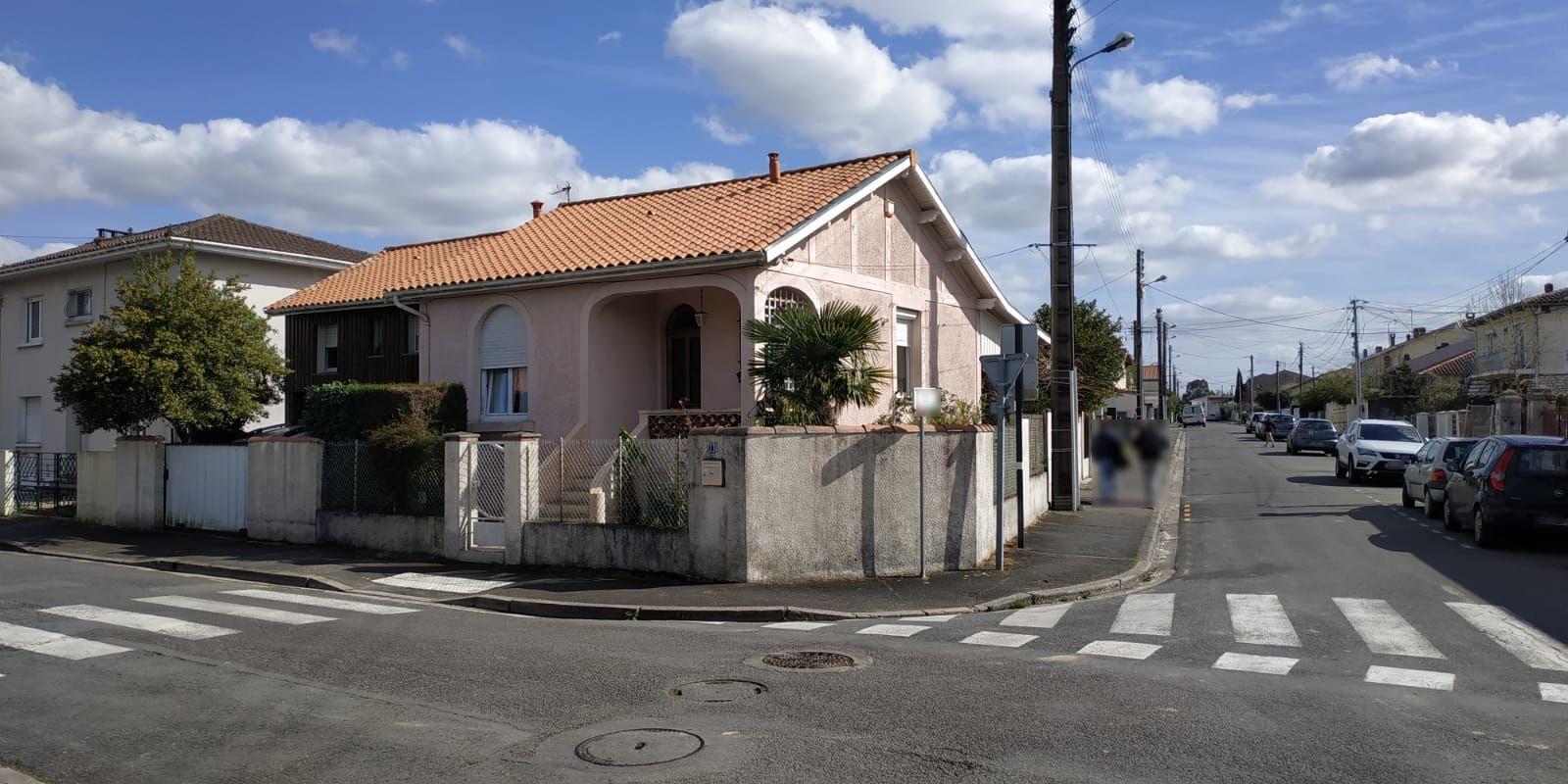Maison à Talence, réhabilitation d'un garage en suite parentale