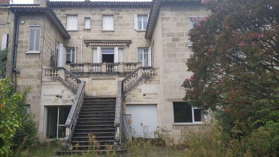 Estimation budget travaux pour la rénovation complète de cette maison dans le quartier Saint Genès à Bordeaux