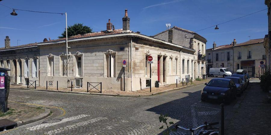 Rénovation et surélévation maison quartier Nansouty à Bordeaux