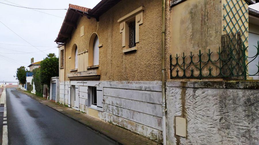 rénovation complète d'une maison à Arcachon