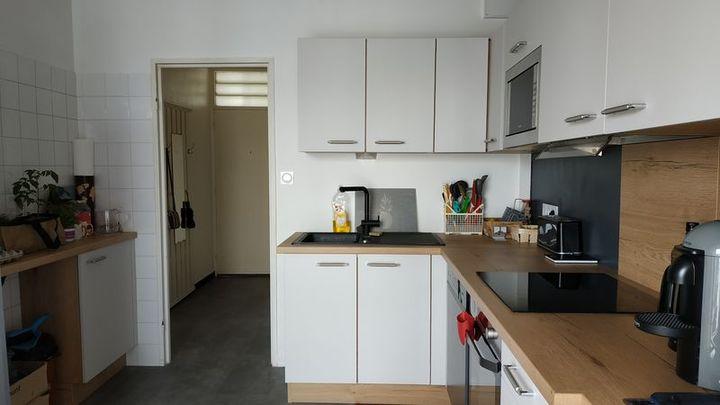 Rénovation cuisine appartement Bordeaux