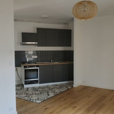 Rénovation d'un appartement à Bordeaux