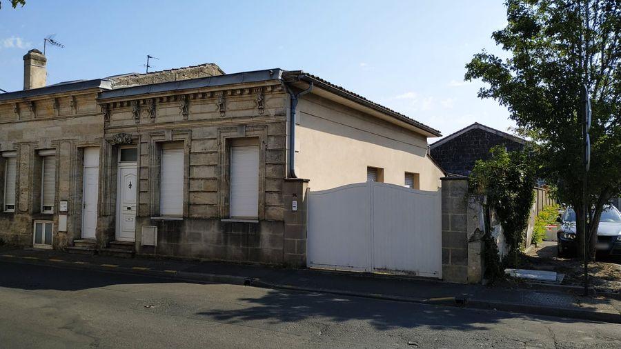 Estimation de travaux pour la rénovation de cette maison sur la commune de Bègles
