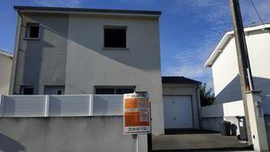 Surélévation de 20m² du garage pour cette maison du Haillan proche de Bordeaux