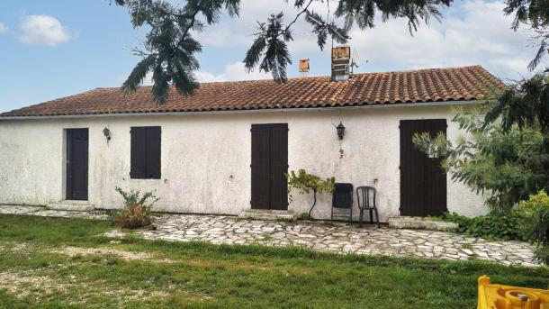 Estimation de budget de travaux pour la rénovation totale de cette maison à Rions