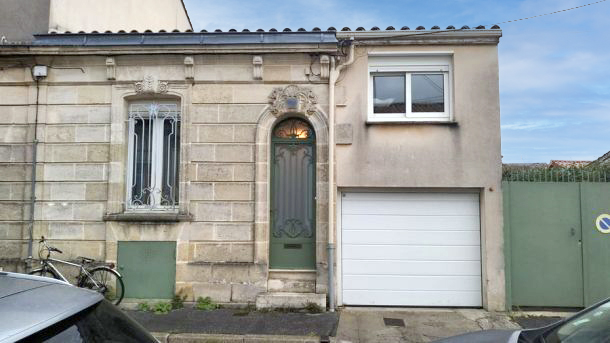 Estimation de budget travaux pour la rénovation de cette maison sur Talence