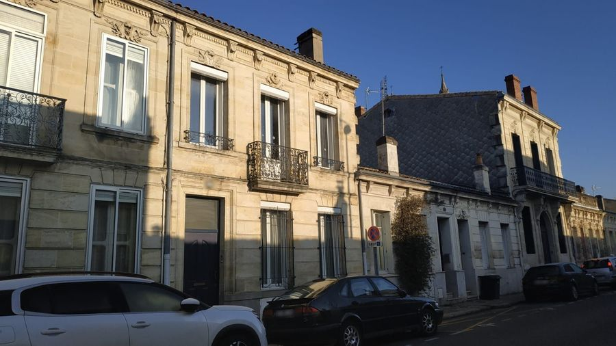 Estimation de budget de travaux pour cette maison à Bordeaux proche de la gare Saint Jean.
