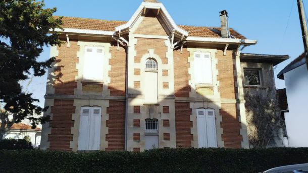 Estimation de budget de travaux pour la rénovation partielle de cette magnifique demeure située à Arcachon (33120)