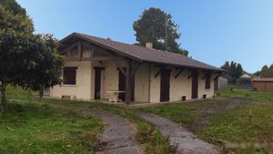 Estimation de budget travaux pour la rénovation totale de cette maison à Biganos (33380)