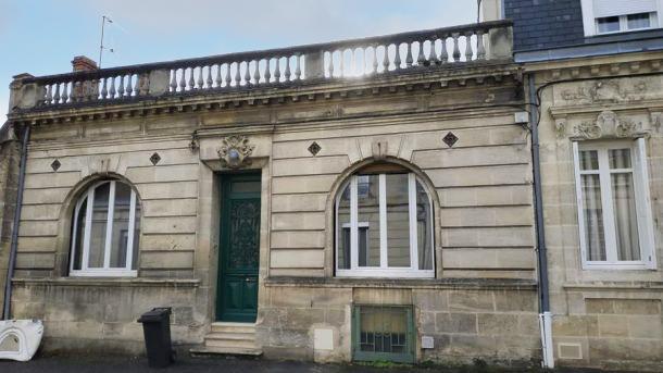 Estimation du budget des travaux pour la rénovation totale et la surélévation de cette échoppe à Bordeaux Caudéran (33200).