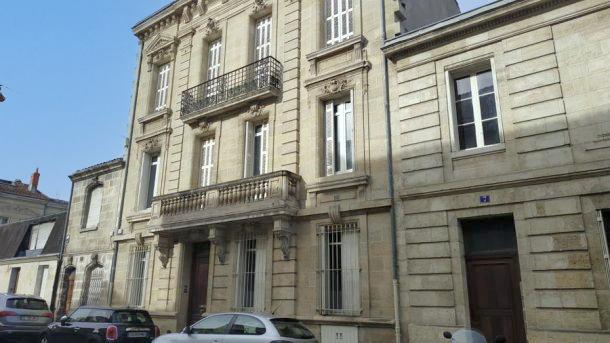 Estimation de budget travaux pour la rénovation partielle de cet appartement à Bordeaux