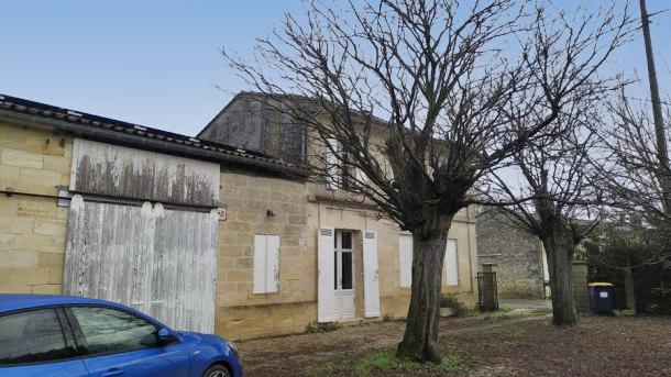 Réalisation d'une estimation de budget de travaux pour la rénovation complète de cette maison à Saint-Sulpice-de-Faleyrens (33330)